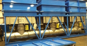 3 Can (RTO) Recupertive Thermal Oxidizer
